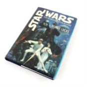 Star Wars From the Adventures of Luke Skywalker book by George Lucas, published 1976 and copyright