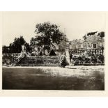 Norman Ackroyd RA CBE (British, b.1938). 'Chateau Beychevelle', limited edition etching, signed,