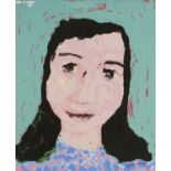 Julian Dyson (British, 1936-2003). Two limited edition prints, 'Betty', Artists Proof, signed,