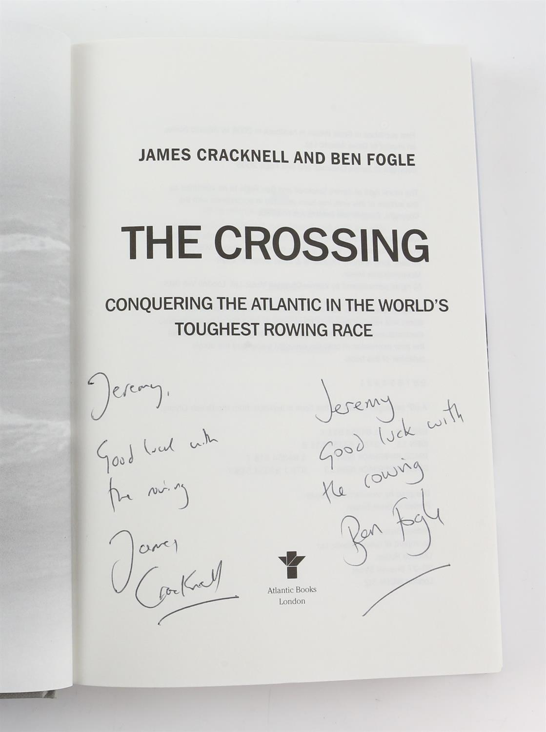 9 autographed books signed by Lauren Bacall, Richard Todd, Michael Palin, Leslie Caron, - Image 9 of 10