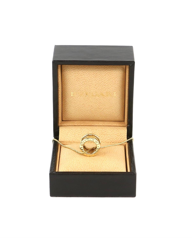 Bvlgari B.Zero1 small round pendant, in 18 ct yellow gold, marked Made in Italy 750 with Bvlgari - Image 5 of 5