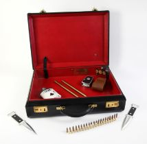 James Bond - From Russia With Love - Official Attache' Case Replica by S.D. Studios, No. 008 of 100.