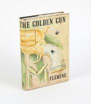 James Bond The Man With The Golden Gun - Ian Fleming First Edition Hardback book.