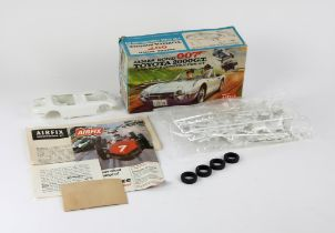 James Bond 007 - Airfix 1968 James Bond Toyota 2000 GT 1:24 scale plastic model kit,