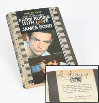 Ian Fleming (1908-1964) British Author, creator of the secret agent James Bond 007,