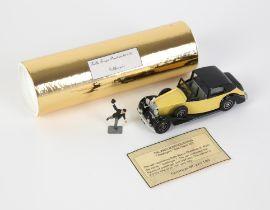 James Bond 007 - Solido The James Bond Collection 'Goldfinger' Rolls Royce Set, ltd.ed. 17/100,