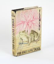 James Bond You Only Live Twice - Ian Fleming First Edition Hardback book. Published by Jonathan