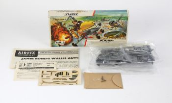 James Bond 007 - Airfix 1967 Autogyro 1:24 scale plastic model kit, from 'You Only Live Twice'.