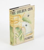James Bond The Man With the Golden Gun - Ian Fleming First Edition, first impression Hardback book.