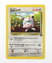 Pokemon TCG. Jigglypuff Black Star Promo 7 card.