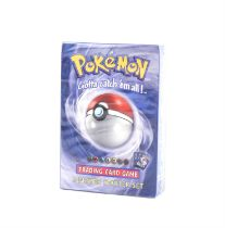 Pokemon TCG Base Set Two Player Starter Deck, sealed in original packaging (comes with sealed decks