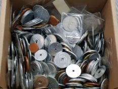 LARGE COLLECTION OF MIXED TOKENS