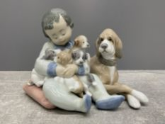 LLADRO 5456 NEW PLAY MATES