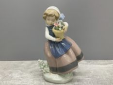 LLADRO 5223 SPRING IS HERE