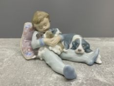 LLADRO 1535 SWEET DREAMS IN ORIGINAL BOX