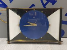 1960S SMITH'S BLUELYN SECTRIC ELECTRIC MANTLE CLOCK