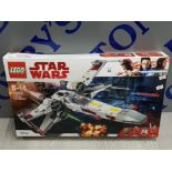 LEGO STAR WARS X WING STARFIGHTER 75218 DISNEY
