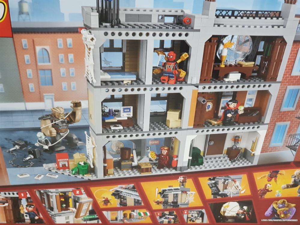 LEGO MARVEL SUPER HEROES SANCTUM SANCTORUM SHOWDOWN 76108 - Image 3 of 3