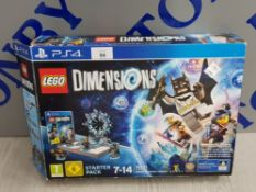 PS4 LEGO DIMENSIONS STARTER PACK 71171