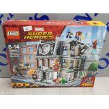 LEGO MARVEL SUPER HEROES SANCTUM SANCTORUM SHOWDOWN 76108
