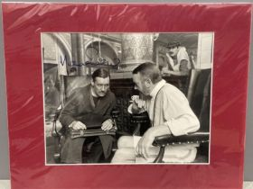 Autograph Michael palin signed photograph from the film The Missionary