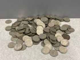 Coins 250 sixpences