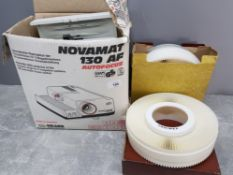 Novamat 130 AF autofocus Projector