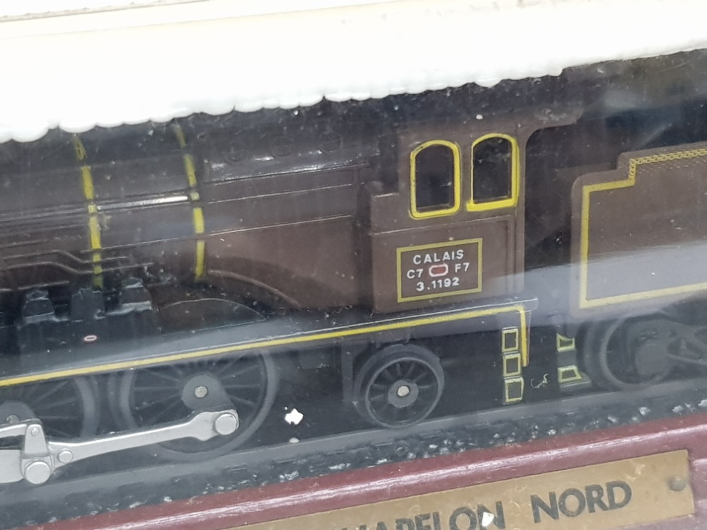 2 model Train engines includes the Duchess LMS and Pacific Chapelon Nord both in original protective - Image 3 of 3