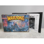 Mutant Chronicles Warzone - Universe under Siege Ultimate Edition, characters unused as new plus the