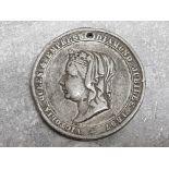 1897 Diamond jubilee medallion