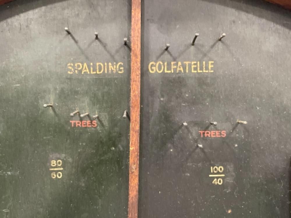 Spalding Golfatelle board game - Image 2 of 4