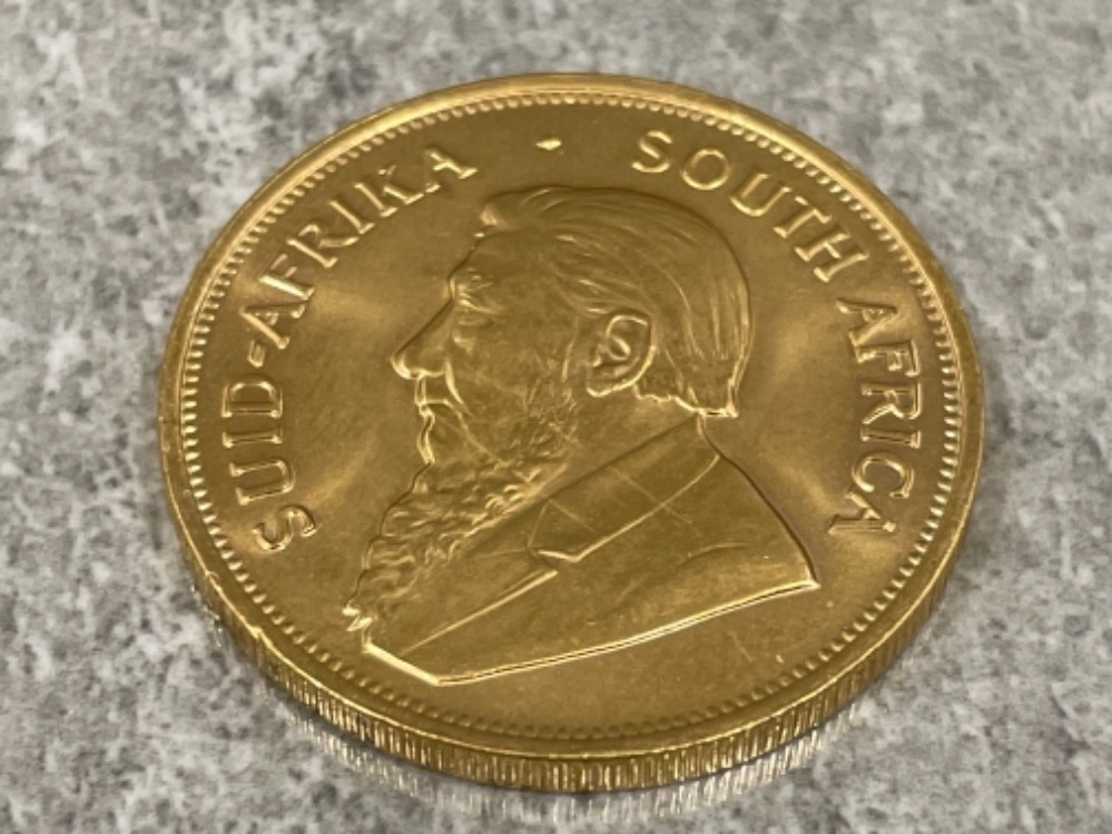 1oz 22ct gold 1976 South Africa Krugerrand coin - Image 2 of 2