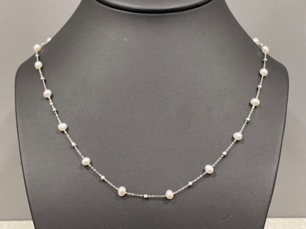 Necklace of fresh water Pearls