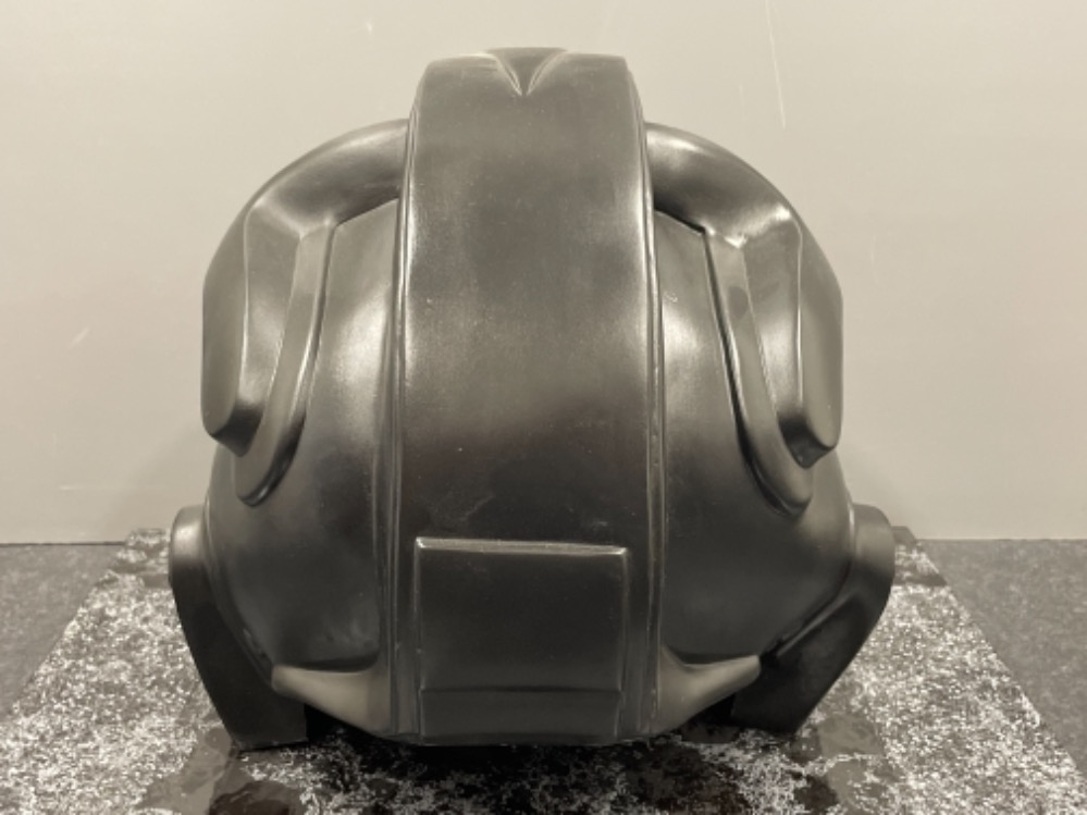 "Star Wars ""Tie Fighter"" Pilot Helmet (Full size) - Image 3 of 3"