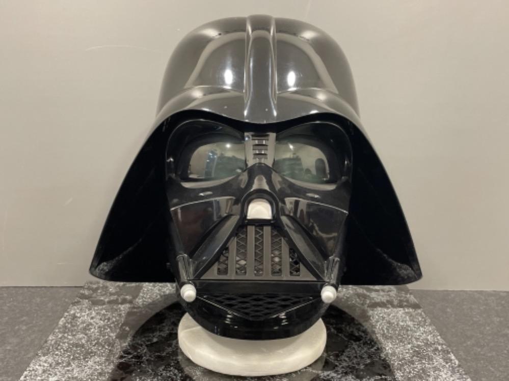 "Star Wars Black Series ""Darth Vader"" Helmet (Full size) in original box"