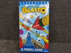 Schylling Pinball game universal Blasto, with original box