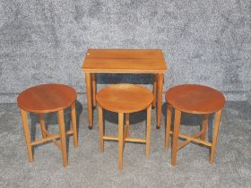 Nest of tables x4