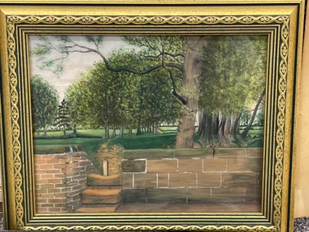 Portfolio of watercolours dating from 1927 - Image 4 of 4