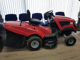 Mountfield model 1436m front engine lawn tractor mower