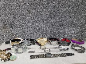 12 assorted accessorize watches