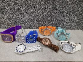 8 vabene assorted watches