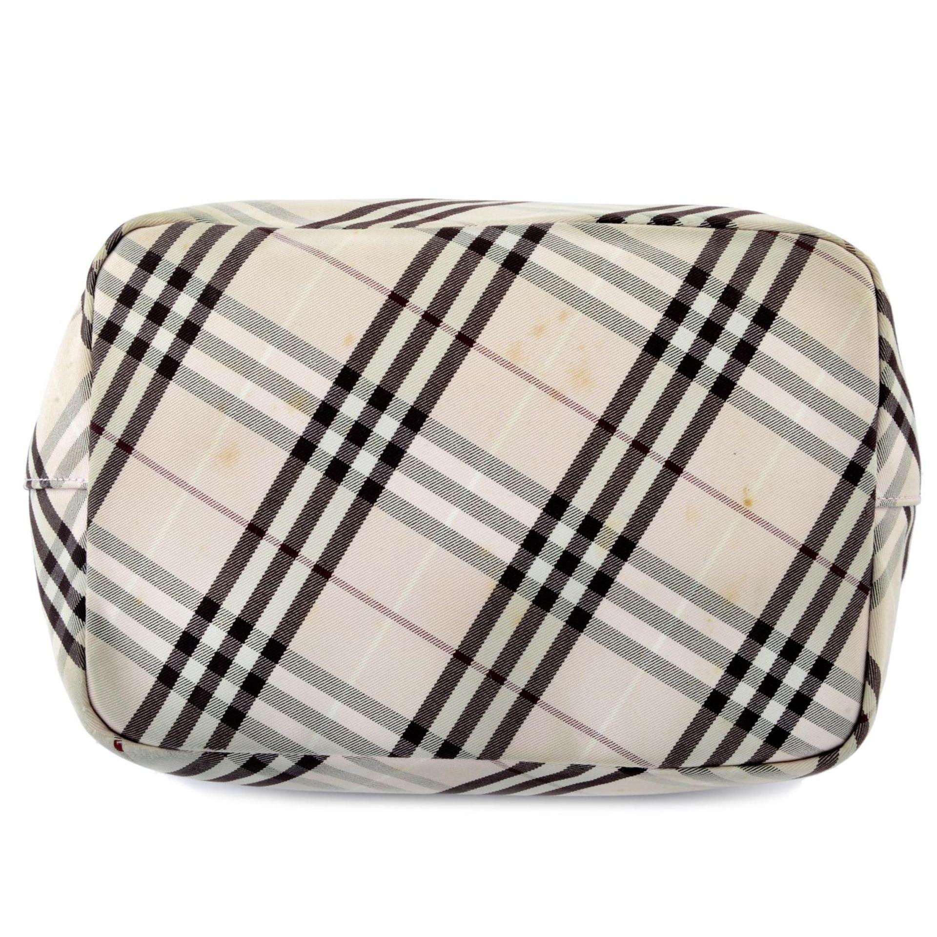 BURBERRY - a Blue Label reversible handbag. - Image 3 of 5