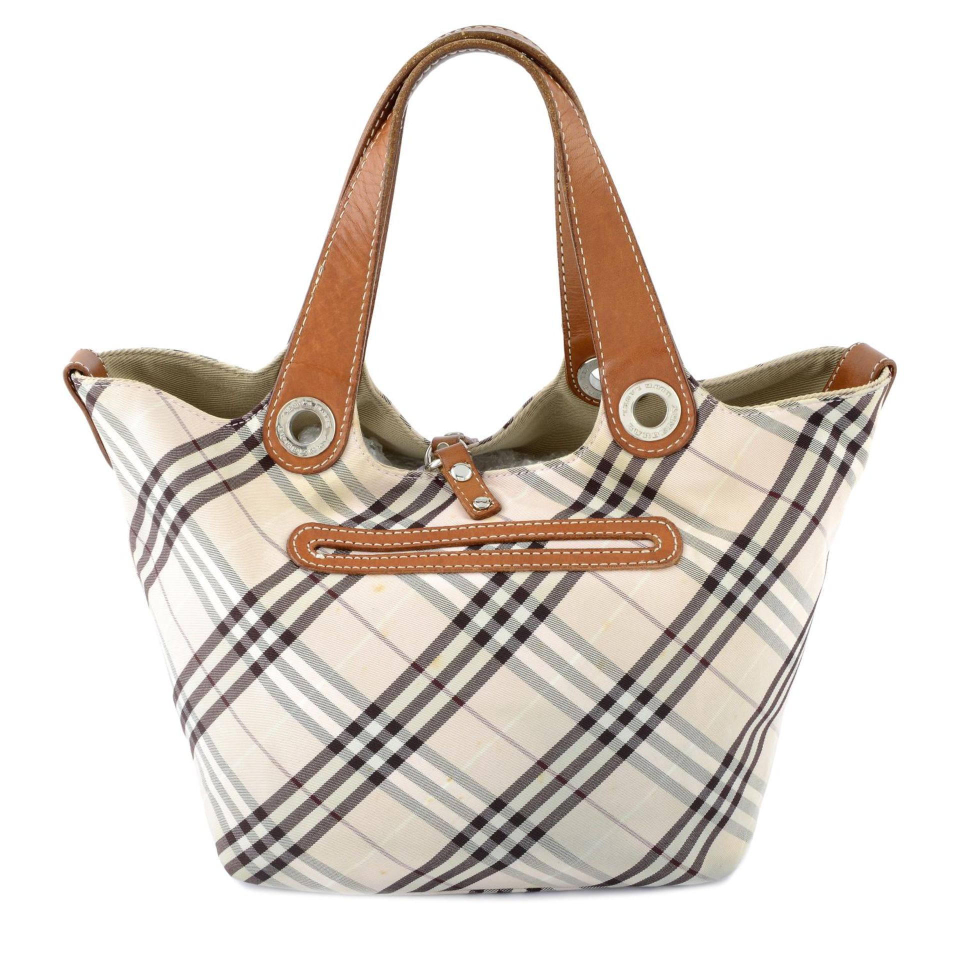 BURBERRY - a Blue Label reversible handbag. - Image 2 of 5