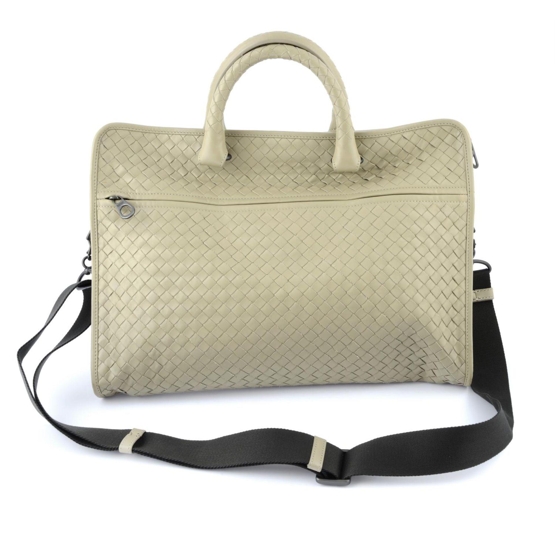 BOTTEGA VENETA - an Intrecciato briefcase. - Image 2 of 4
