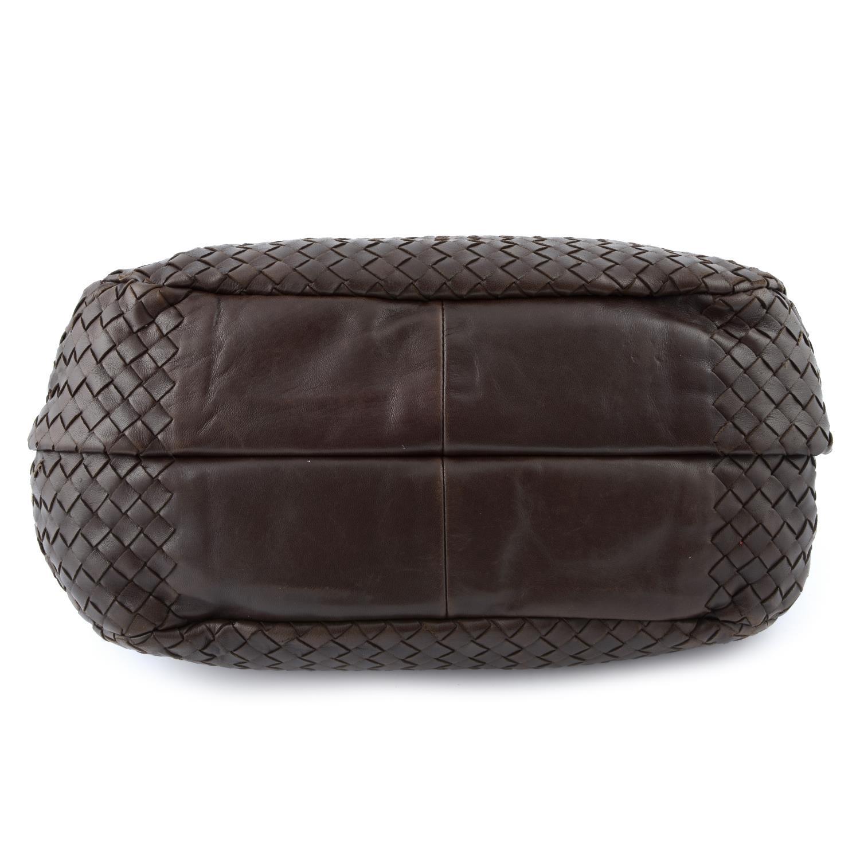 BOTTEGA VENETA - a woven leather Campana hobo handbag. - Image 6 of 6