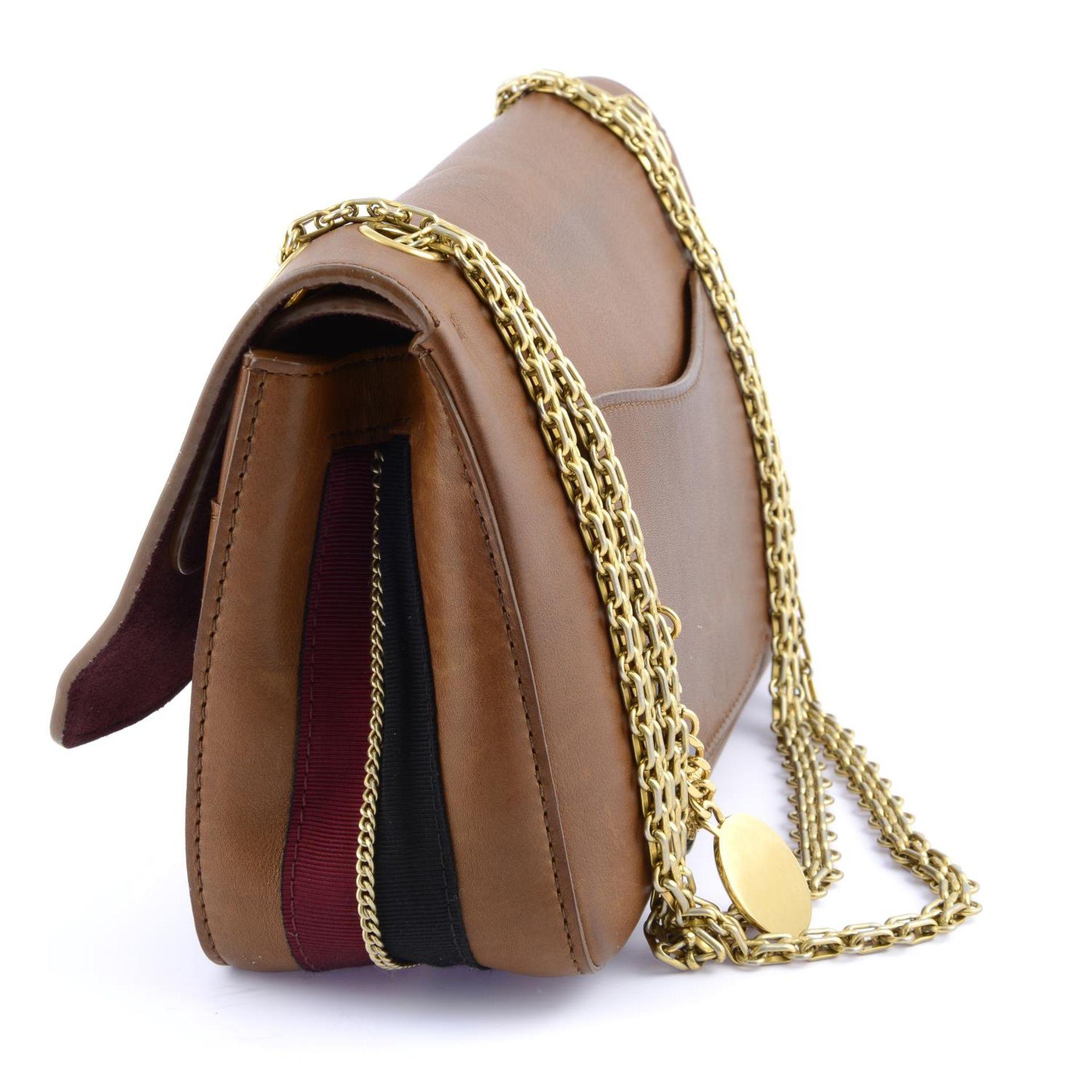 CHANEL - a special edition tan 2.55 Nude Medallion Reissue 226 handbag. - Image 3 of 5