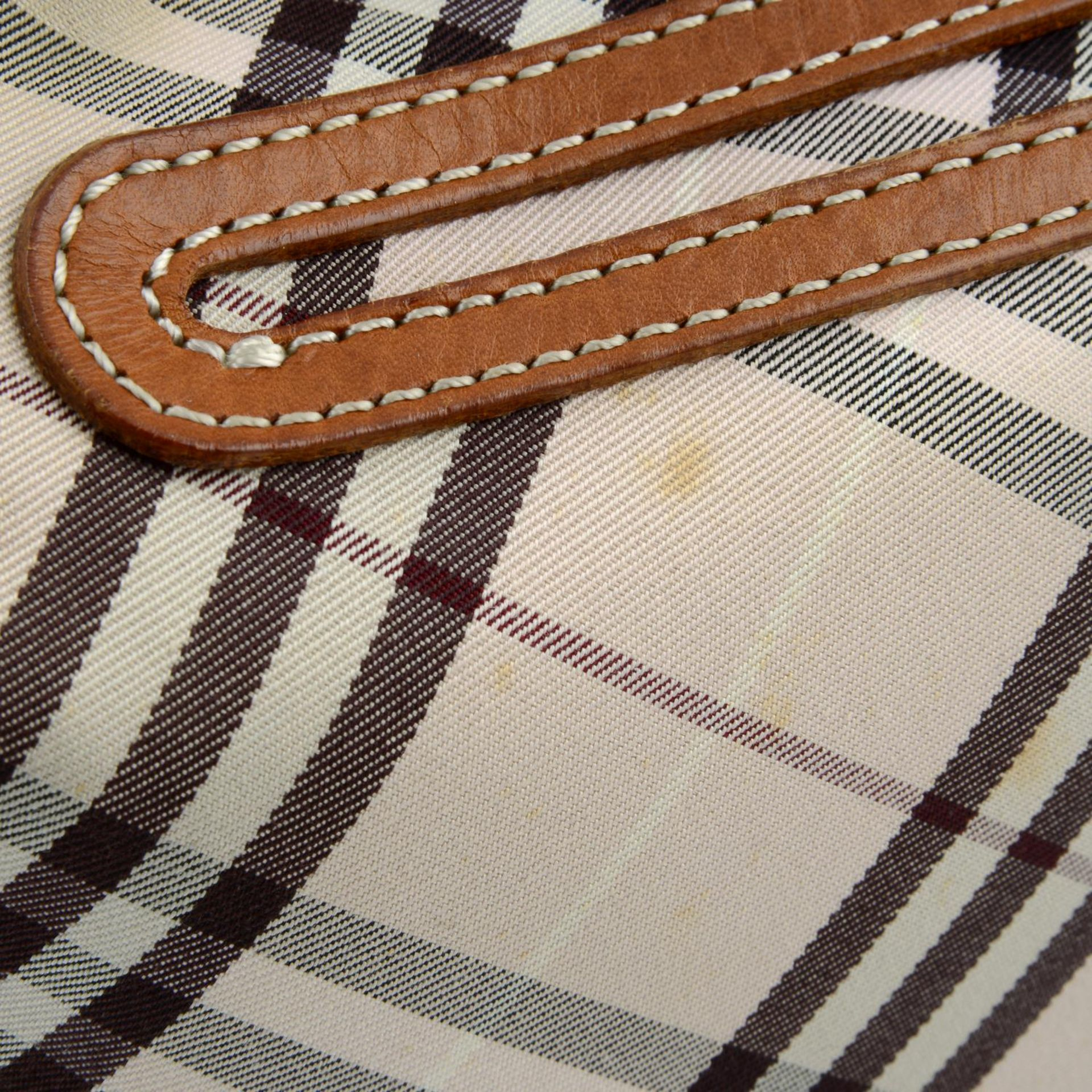 BURBERRY - a Blue Label reversible handbag. - Image 5 of 5