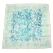 HERMÈS - an Indian Dust silk scarf.