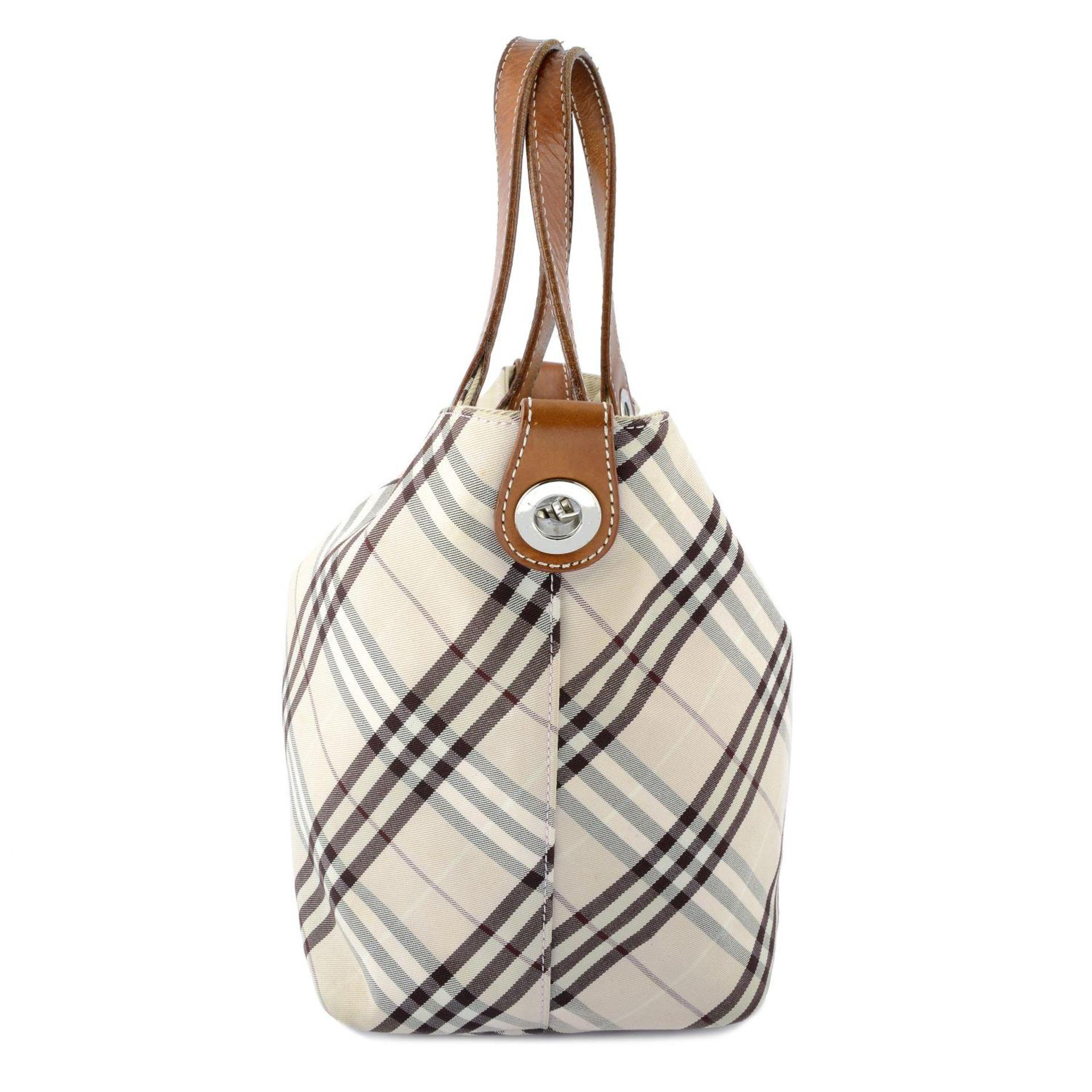 BURBERRY - a Blue Label reversible handbag. - Image 4 of 5