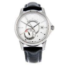 MAURICE LACROIX - a gentleman's Pontos De Marche wrist watch.
